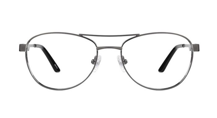 zenni optical aviator thin rimmed glasses