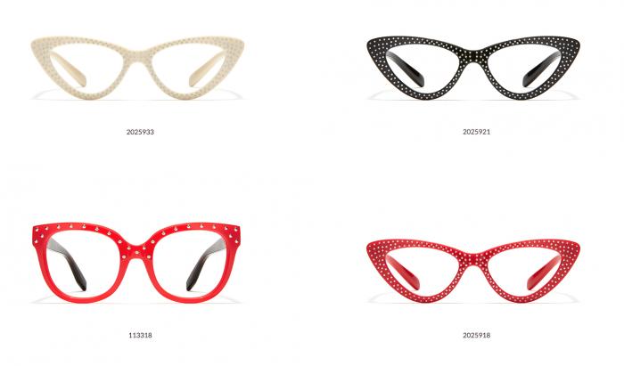 Modern Rock Style Glasses