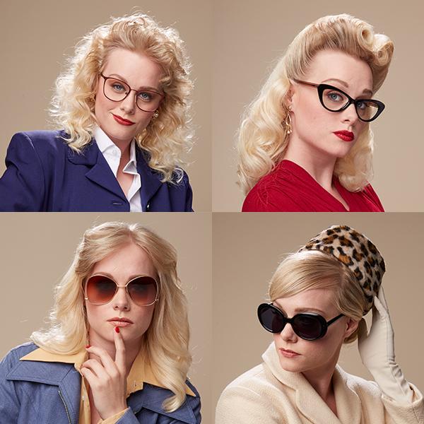 Zenni vintage inspired eyewear Featured image