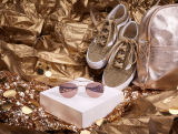 Reflective Trends: Gold & Silver Glasses and Accessories to Match