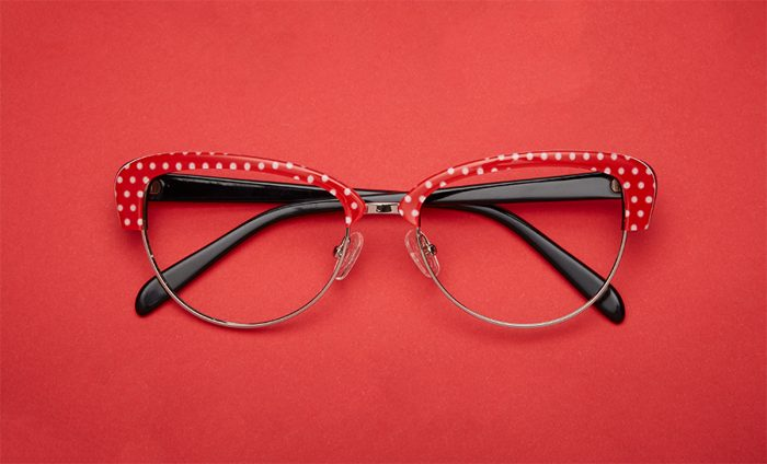 49163ade8d8 Seeing Red  The Best Red Glasses for Your Complexion