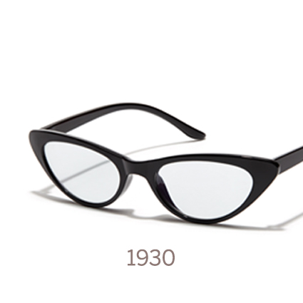 2f94b4ad2e The Cat-Eye  A Style for Every Decade