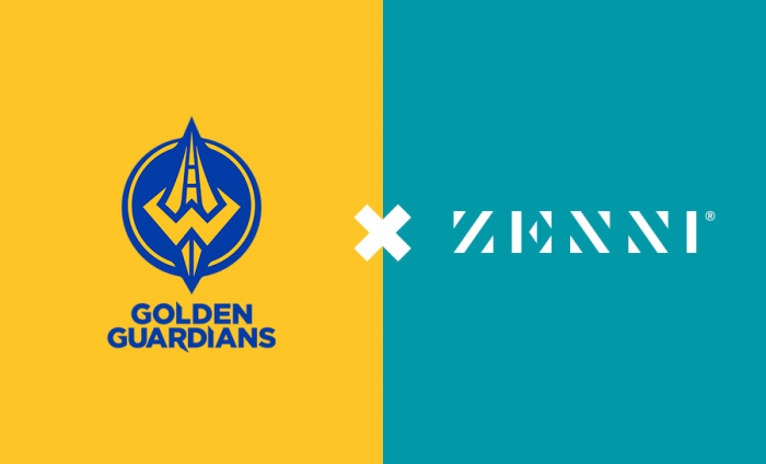 Zenni Teams Up With Golden Guardians Esport Squad Zenni