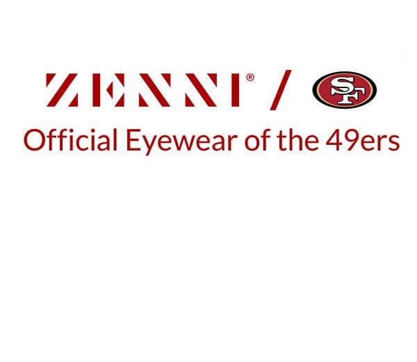 Zenni Official Eyewear Partner for 49ers