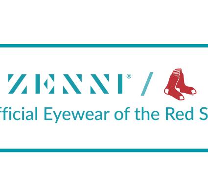 Zenni Red Sox Lockup
